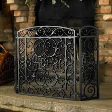 decorative cast iron fireplace doors fireplace screens u doors signature hardware old er images ideas about