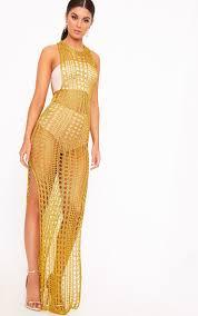 Metallic Knitwear Jumpers Tops Dresses Prettylittlething