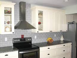 kitchen backsplash light cherry cabinets. Grey Subway Tile Backsplash Kitchen Light Cherry Cabinets O