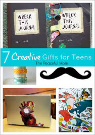 Gifts for creative teens