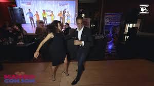 Maykel Fonts & Marina Mandarina - social dancing @ MAMBO CON SON 2020 -  YouTube