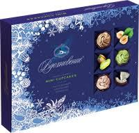 <b>Набор конфет ВДОХНОВЕНИЕ Mini</b> Cupcakes – купить в сети ...