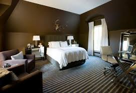 Chocolate Brown Bedroom