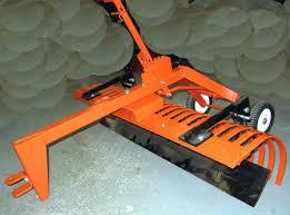 york rake for atv. vermont , new york yorkrake ta14 drop down grader blade attachment rake for atv i