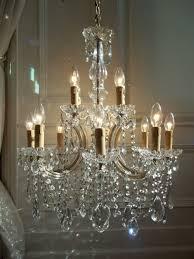 vintage austrian crystal chandelier 640 best chandeliers images on