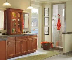 shaker style bathroom cabinets. Shaker Style Cabinets In Bathroom By Diamond Cabinetry W