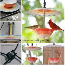 view in gallery diy teacup bird feeder