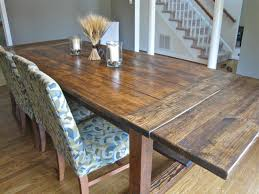 Kitchen Table Plans With Leaf Design And Decorating Ideas