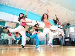 aerobic dance what are the advanes