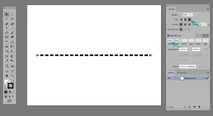 It will also show following: How To Make A Dotted Line In Illustrator 2021 Updated Layerform