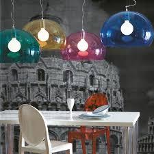 fly lamp dark blue ferruccio laviani kartell royaldesigncom design royaldesign decor interiordesign inredning homedecor heminrednin bloom lamp gold ferruccio laviani