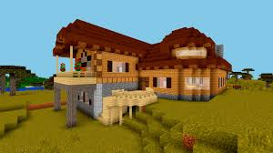 minecraft how to build a suburban wooden house wood design ideas ideasproject13 dining room interior