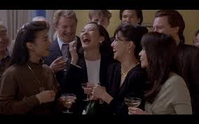 race in film the joy luck club mirror motion picture commentary but oppressive depressingness aside the joy luck club