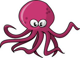 Free Octopus Clip Art, Download Free Clip Art, Free Clip Art on Clipart Library