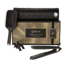 ghd smooth styling gold styler gift set
