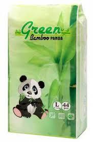 <b>Трусики GREEN BAMBOO PANDA</b> универсальные L44 9-14 кг, 44шт