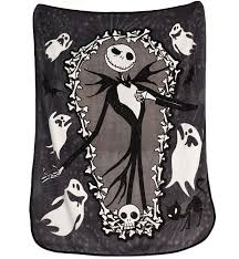 The Nightmare Before Christmas Throw Blanket
