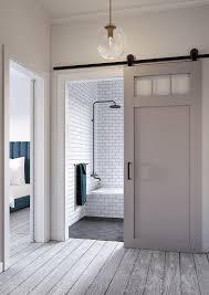 modern barn doors. Best 25 Modern Barn Doors Ideas On Pinterest Bathroom Door Adorable White I