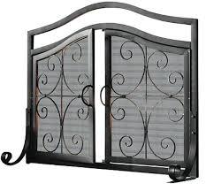 small decorative fireplace screens fireplace screens with doors black small decorative wrought iron small decorative fireplace