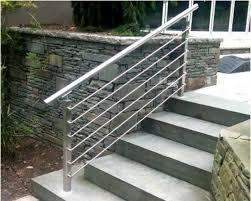 outdoor metal stair railing. Outdoor Stairsoutdoor Metal Stair Railing View Handrails For Exterior Stairs