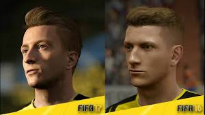Marco Reus Hairstyle Name A Bundesliga Centric Review Of Fifa 17