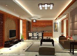 Small Picture white false pop ceiling design and brown sofa set design in living