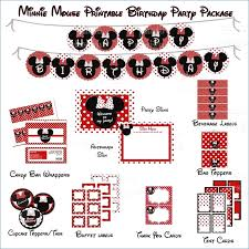 120 best diy minnie mickey mouse free printables party ideas recipes