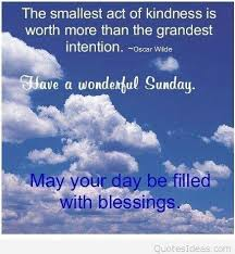 Blessed Sunday Quotes Custom Have A Blessed Sunday Quote