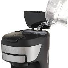 Coffee Maker Carafe And Single Cup Faberware K Cup Single Serve Coffee Maker Walmartcom