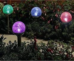 full size of westinghouse le glass solar lights color changing ball homebase set of 3 led large