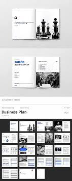 H 1 Business Plan Brochure Templates Pinterest Brochure