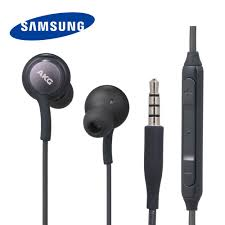 SAMSUNG <b>AKG</b> In-ear Headphones <b>In-line</b> Control with Mic <b>3.5mm</b> ...