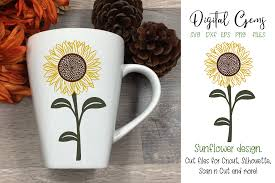 ✓ free for commercial use ✓ high quality images. Sunflower Design Graphic By Digital Gems Creative Fabrica In 2020 Sunflower Design Sunflower Images Design