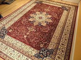 high end area rugs phenomenal com luxury red dense silk traditional large home interior rug peaceably image large red area rugs