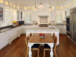 Counter Height Tables Ideas In Kitchen Rustic Design Ideas With Denver  Double Oven Eat In Kitchen Glass Cabinets