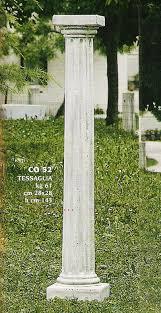 garden columns. Tessaglia, Tessaglia Garden Columns