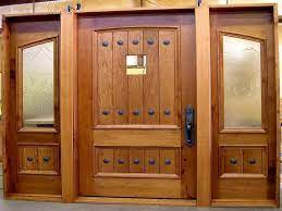 why you need to use solid wood doors in