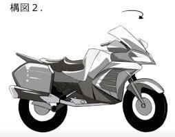 バイクのイラストの描き方講座 乗り物やメカの絵を描いてみよう