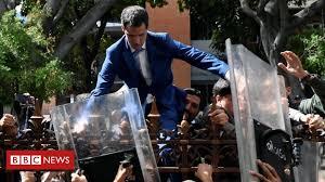 Venezuela crisis: How <b>the</b> political situation escalated - BBC News
