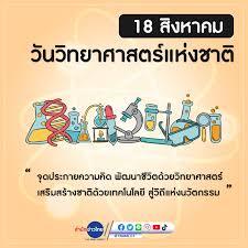 มาทำความรู้จัก วันวิทยาศาสตร์แห่งชาติ กันเถอะ! - สำนักข่าวไทย อสมท