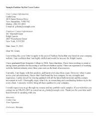 Fashion Internship Cover Letter Application Letter For Marketing ...