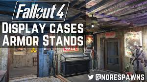 Power Armor Display Stand Fallout 100 Contraptions Display Cases Armor Stands YouTube 12