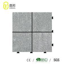 supplier office style selections interlock decking granite stone floor tiles for garden design china tile manufactur