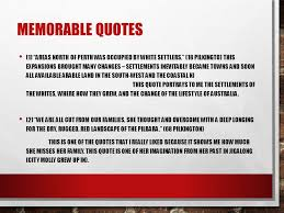 Fence Quotes The Rabbit Proof Fence ppt video online download 75