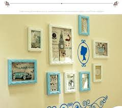 frame sets for wall home decoration solid wood photos wall color frames sets wall combination with frame sets