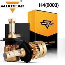 Auxbeam мотоцикл <b>H4</b> 9003 <b>HB2</b> светодиодный фары <b>CSP</b> HID ...