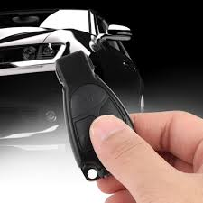 ►time to replace the key fob battery in your mercedes? Mercedes Benz Remote Car Key Fob Replacement With Blade Insert Battery Clip