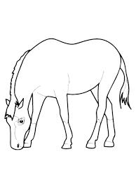 Più Ricercato Disegni Da Colorare Cavallo Disegni Da Colorare