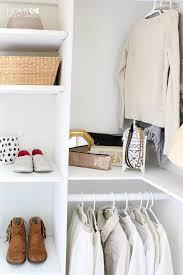 diy closet organizing system free build plans