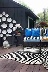 enchanting zebra outdoor rug outdoor zebra rug rugs ideas